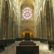 The St. Vitus Cathedral...