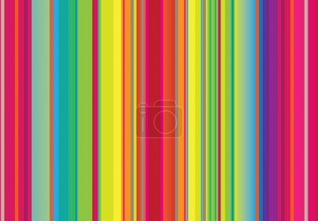 Striped background pattern