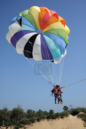 Parasail Landing