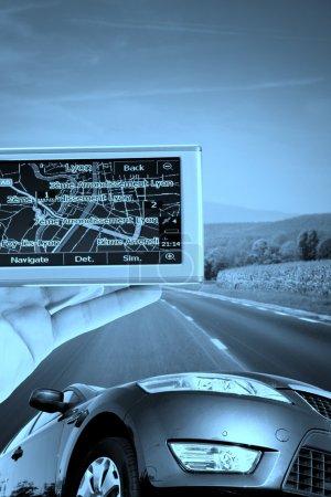 GPS Vehicle navigation