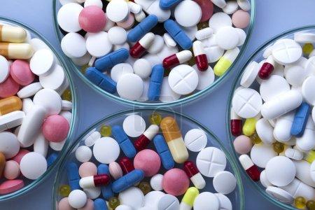 Tabletten & Medikamente