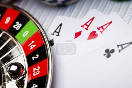Poker, Casino & Roulette