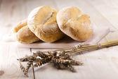 Chléb pozadí