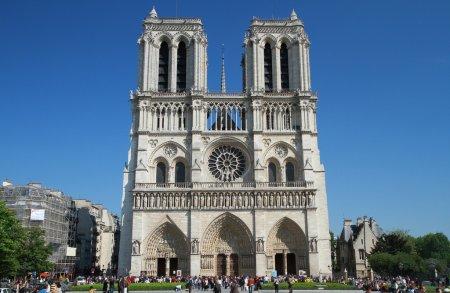 Photo pour Notre Dame de Paris - image libre de droit