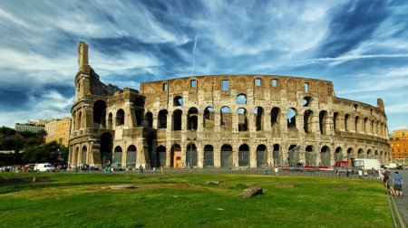 Photo for The Colosseum, hdr picture - Royalty Free Image