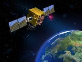 Komunikační satelit