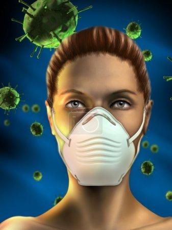 Masque santé