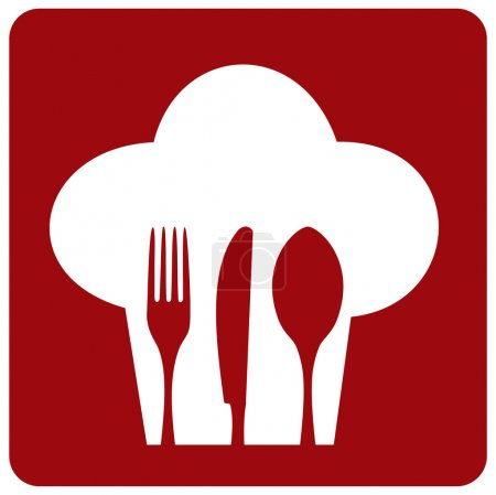 Icon chef restaurant.