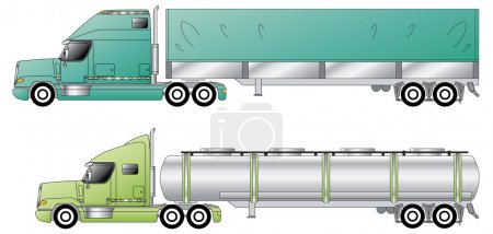 American conventional trucks