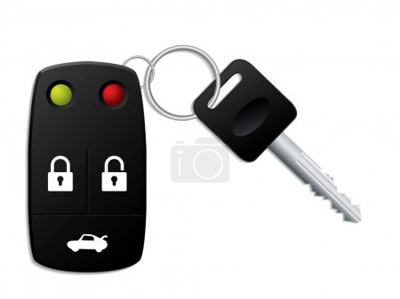 Car security remote