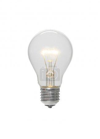 Photo pour Ampoule électrique - image libre de droit