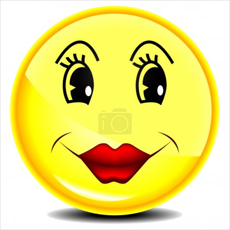 Smile face, Have A Nice Day