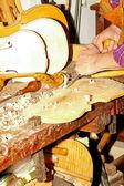 Hand made violin