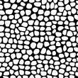 Seamless abstract uncolored vector texture...