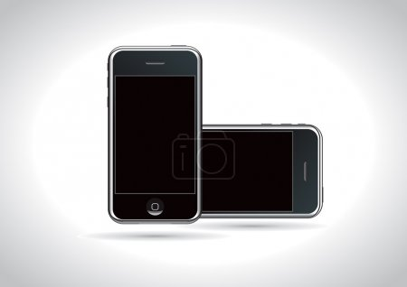 Photo for Modern smartphone high quality vector illustration. - Royalty Free Image
