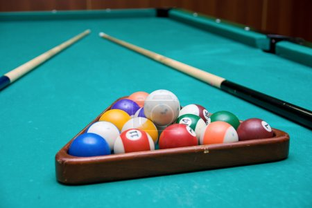 The Pool Billiard