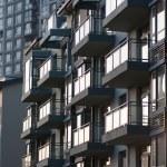 Sunset China Real Estate - Empty Modern executive ...