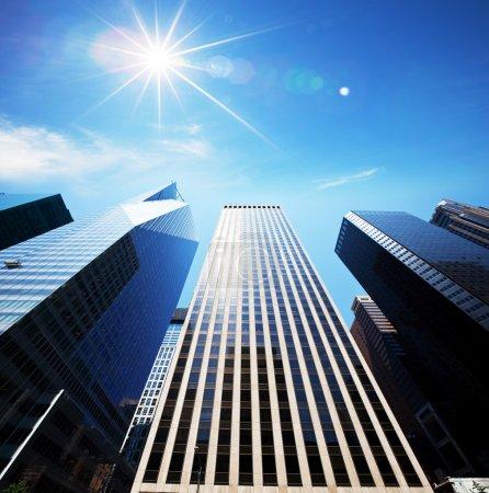 Photo pour Rue New York - image libre de droit