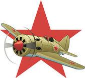 Soviet WW2 airplane