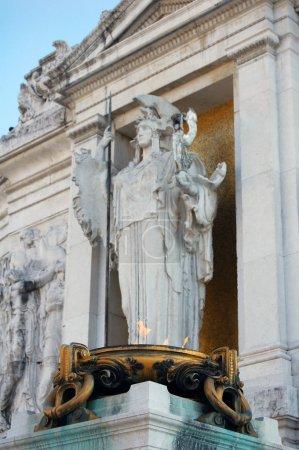 Victor Emmanuel Monument, Rome detail