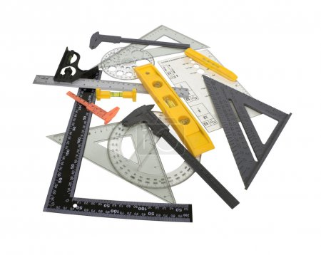 A variety of engineering tool of measuring Microme...