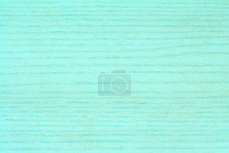 Photo pour Texture de placage de bois-comme turquoise - image libre de droit
