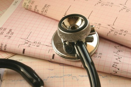 Stethoscope...