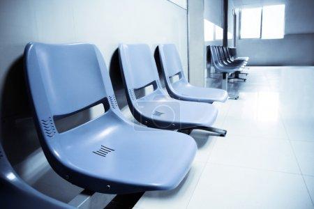 Chair waiting