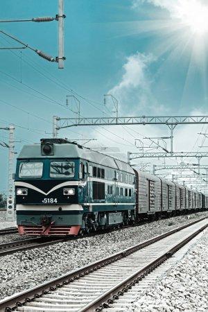 Tren de mercancías
