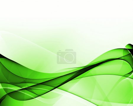Photo for Abstract Green Background - Royalty Free Image