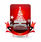 Vector design for Christmas party invitation card Just place your own texts and titles