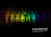 Vector- colorful 2011 calendar design element