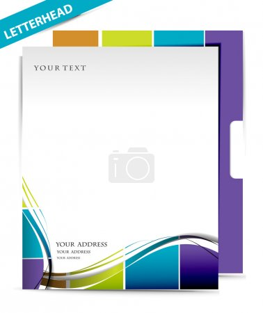 Business style templates