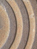 Povrch rezavého železa
