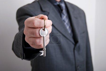 Real estate rep