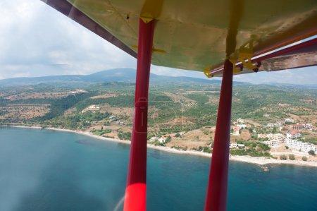 Peninsula Messinia in Greece