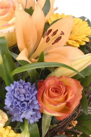 Photo for Bunch of spring flowers - Royalty Free Image