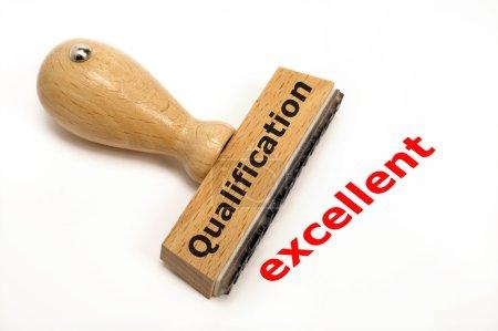 Qualification excellent