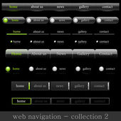 Web navigation collection