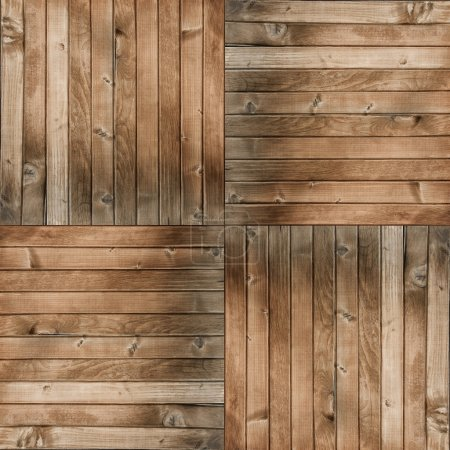 Seamless wooden plank background