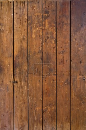 Photo for Plank background of old weathered wood - Royalty Free Image