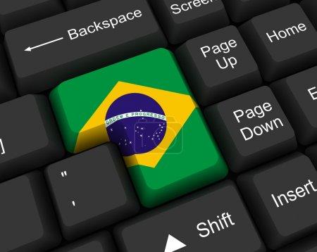Brazil key