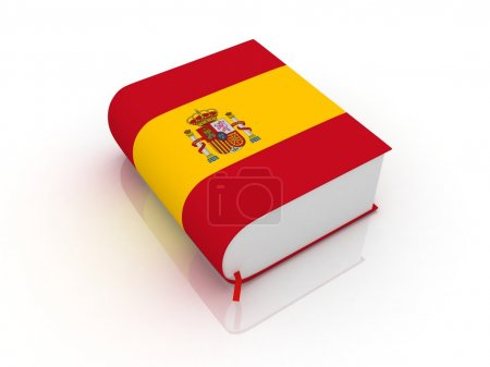 Photo for Spanish book - Royalty Free Image