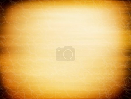 Photo for Brown grunge background with light effects. Texture illustration - Royalty Free Image