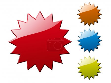 Colors labels