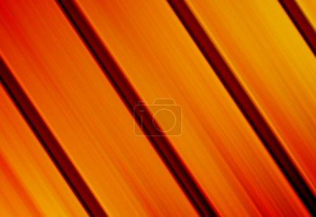 Foto de Fondo naranja y yuellow con las líneas, Ilustración abstracta - Imagen libre de derechos