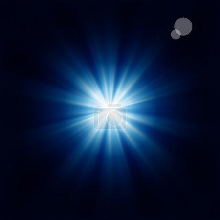 Vector Bright Star