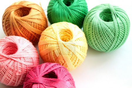 Yarn for handcraft