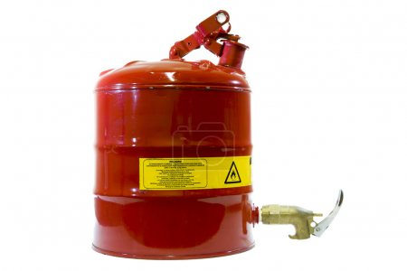 Safety canister