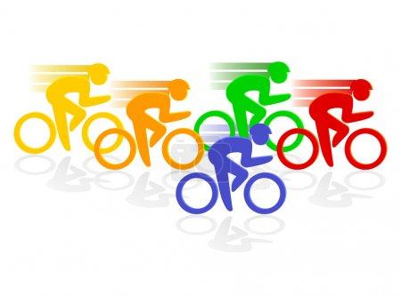 Cycle racing